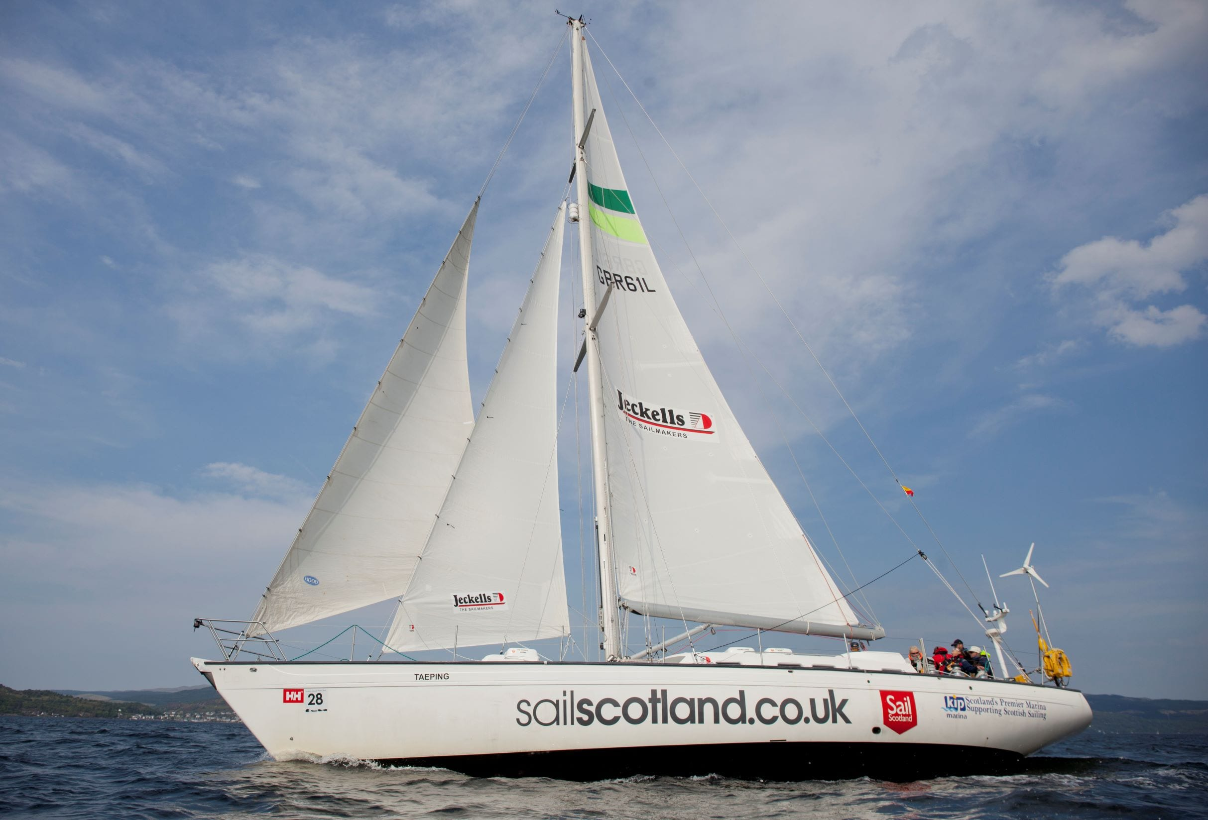 Sail Scotland to promote 'Shop to Ship' providers
