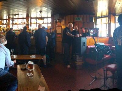 The Kempock Bar