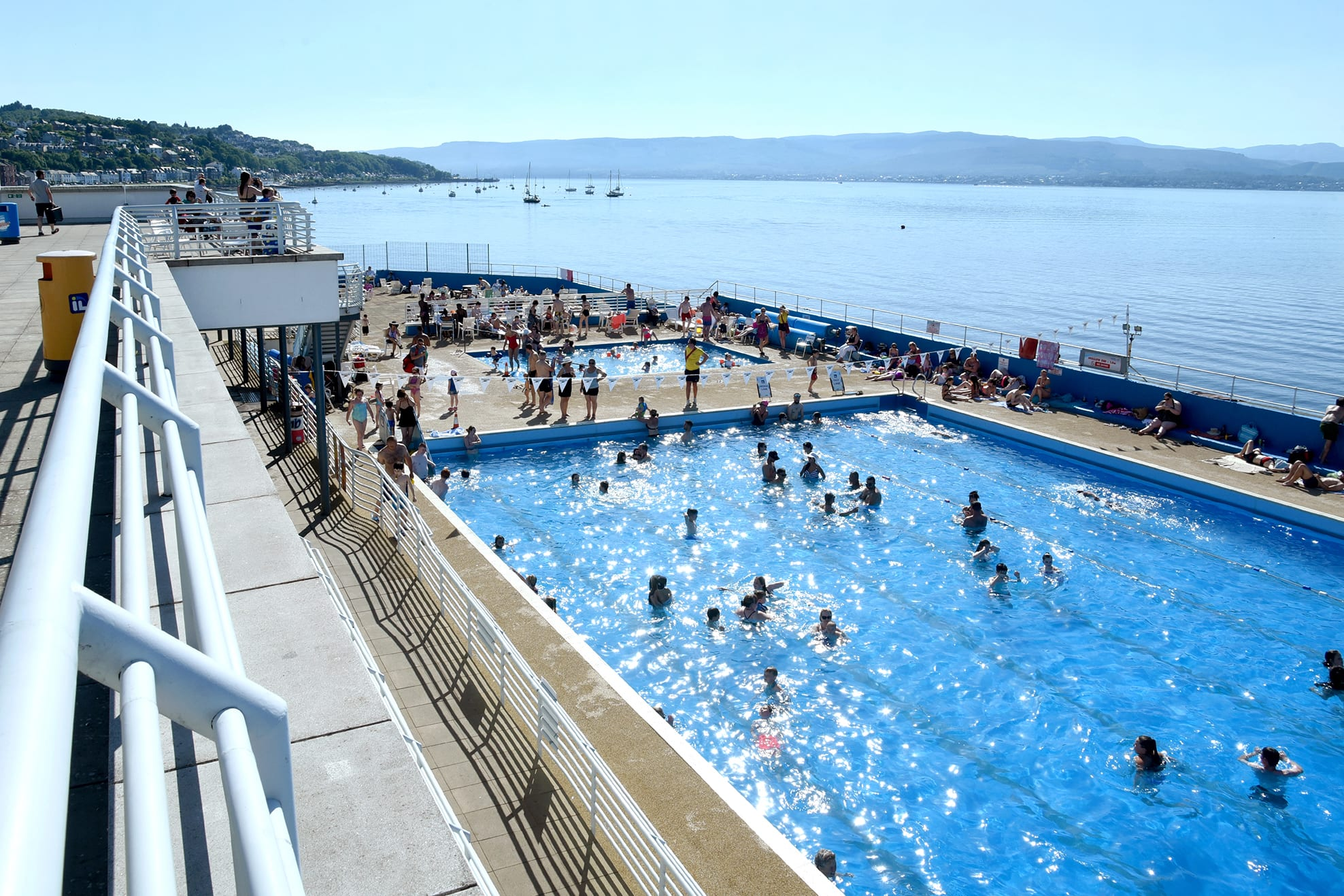 Gourock pool to reopen