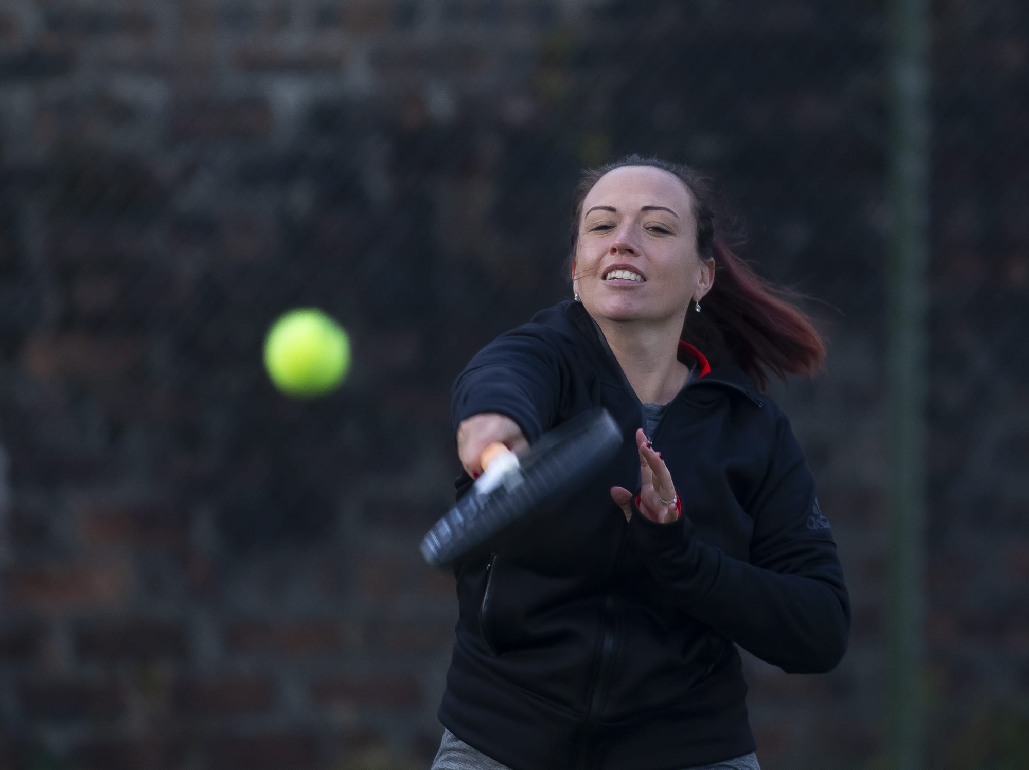 72ND Greenock and district tennis championships finals sparkle