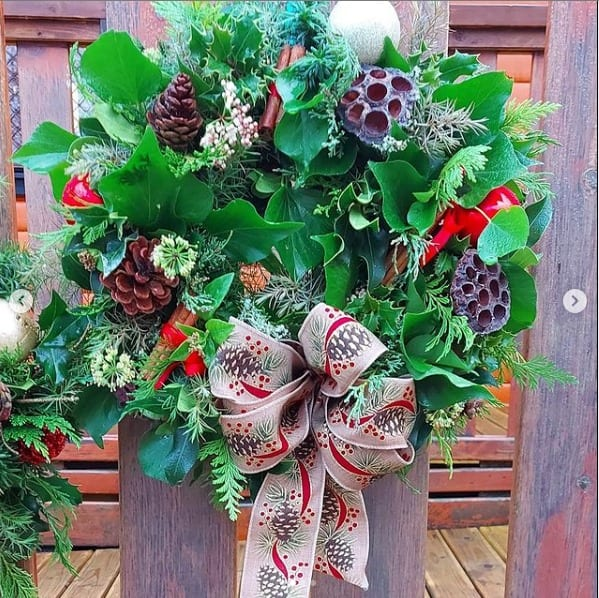 Parklea has that special wreath for your front door