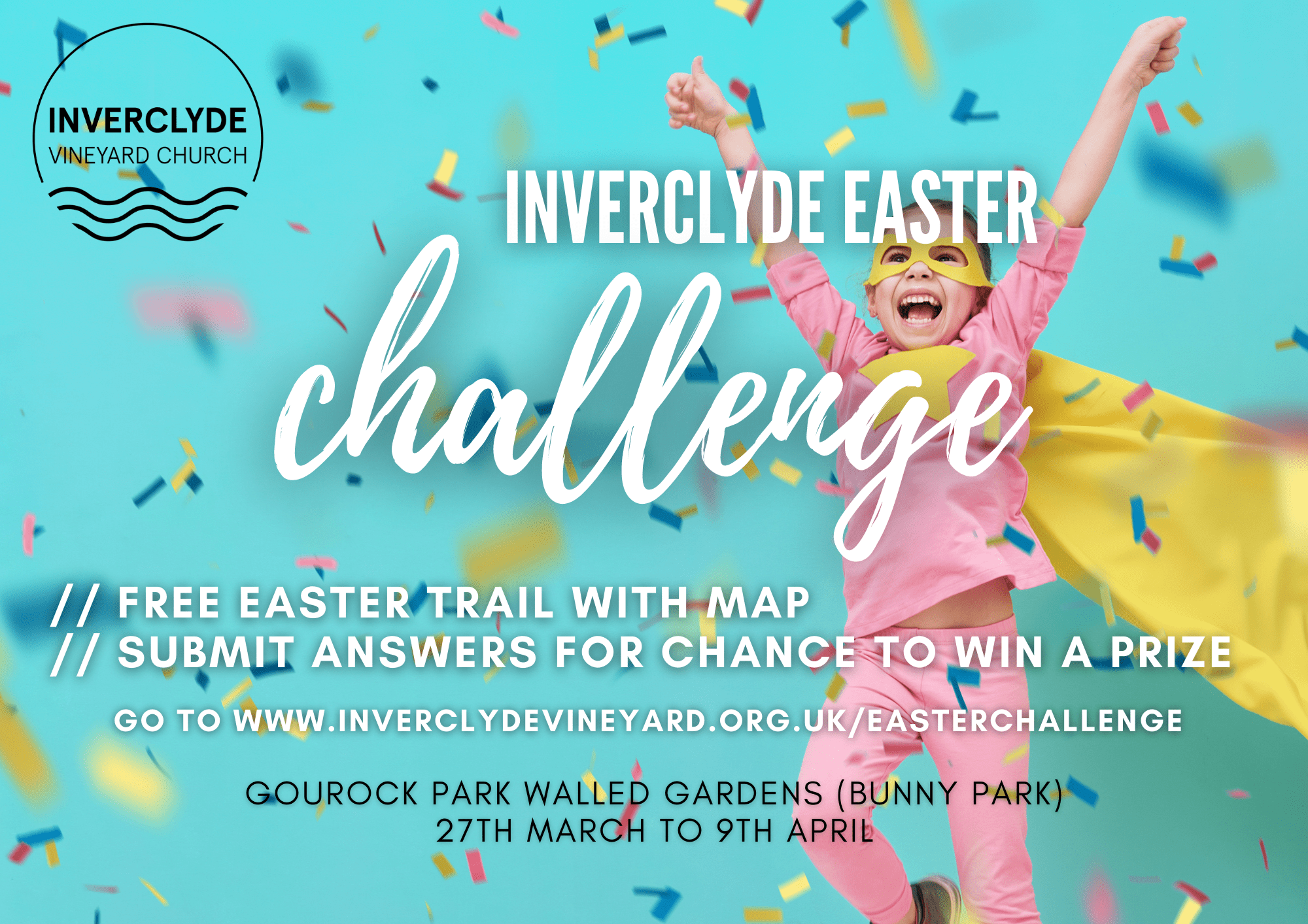 Free Easter Challenge!
