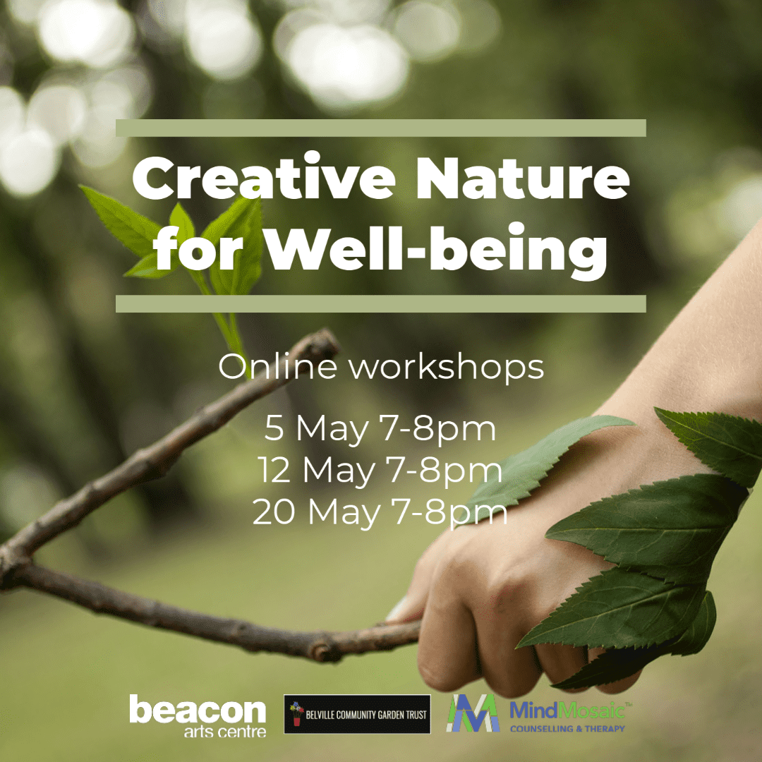 Creative Nature for Well-being Workshop