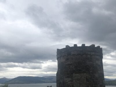 The Esplanade to Gourock & Tower Hill