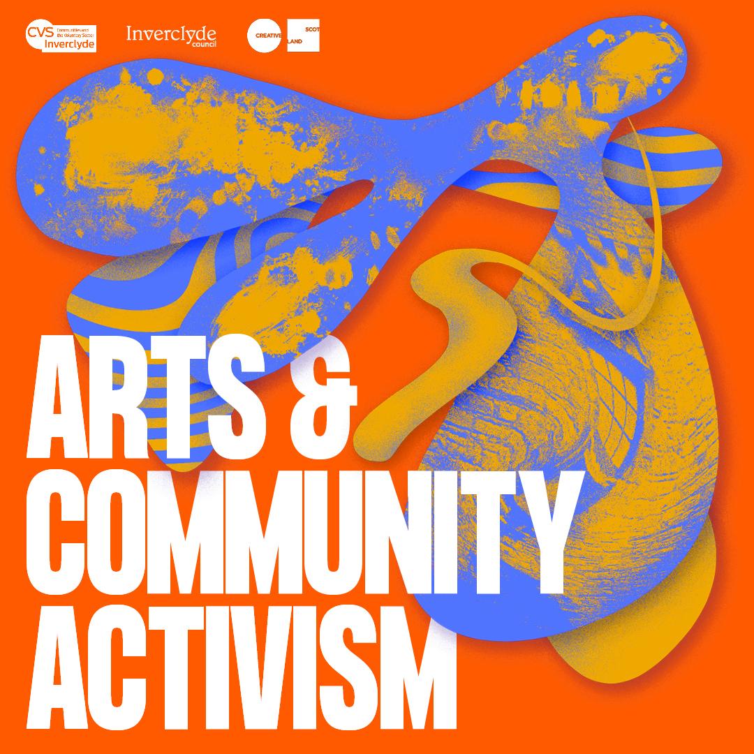 Arts & Community Activism – Online Talk