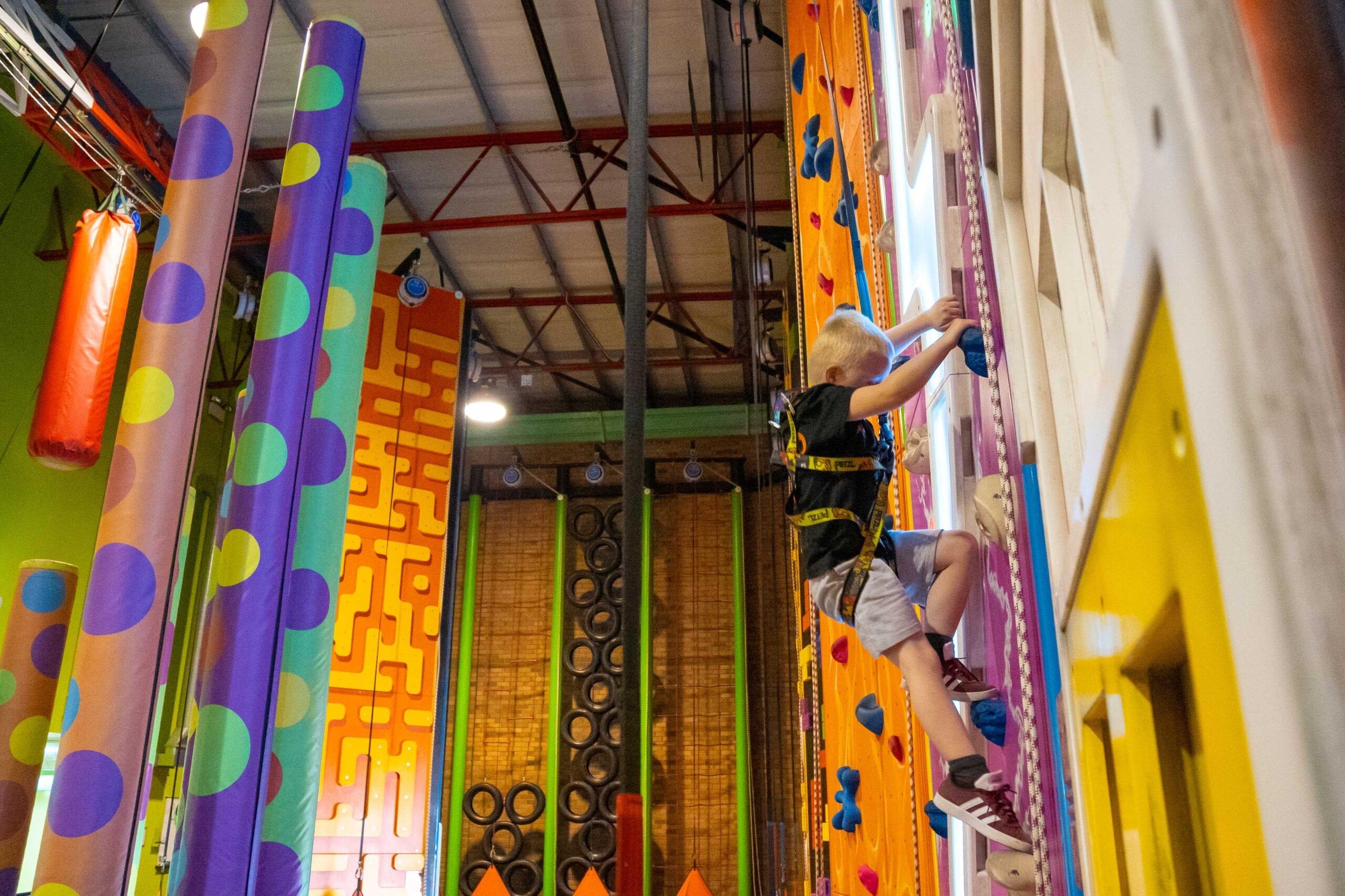 X-Height Adventure Climbing Now Open!!