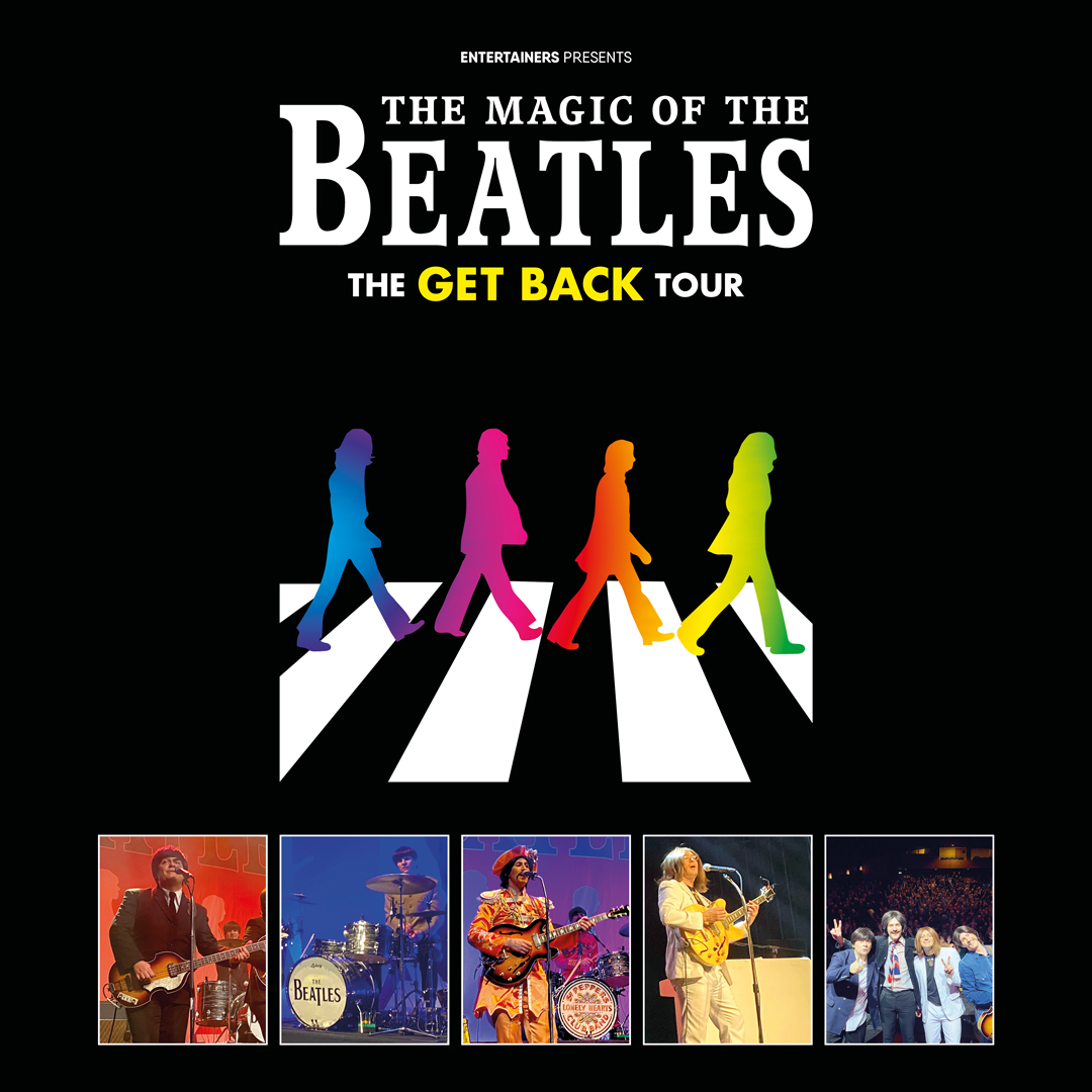 The Magic Of The Beatles: The Get Back Tour