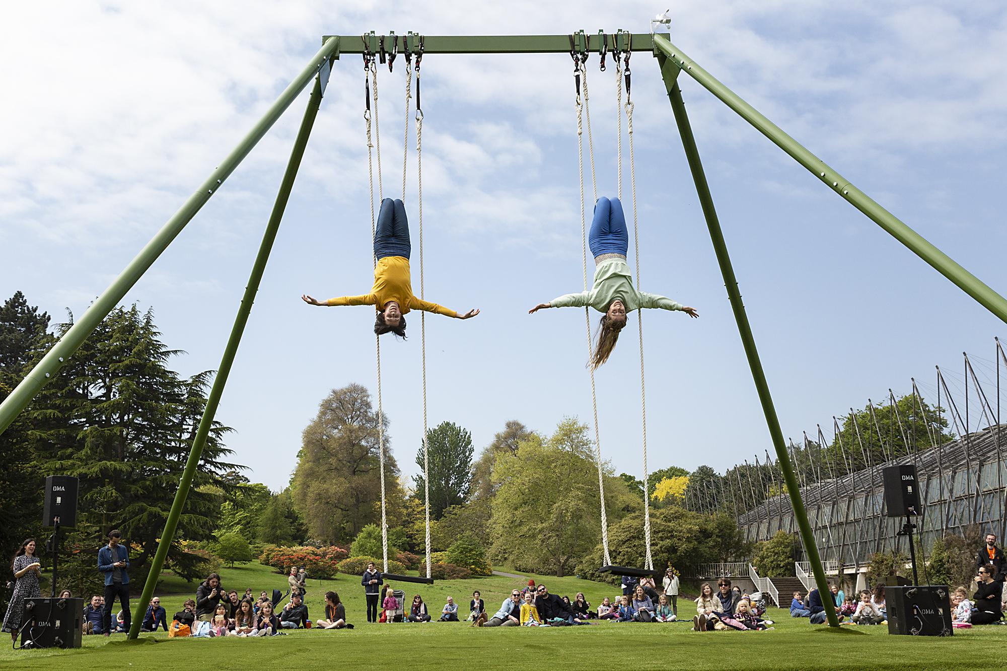 Festival of Fun 21: The Swings