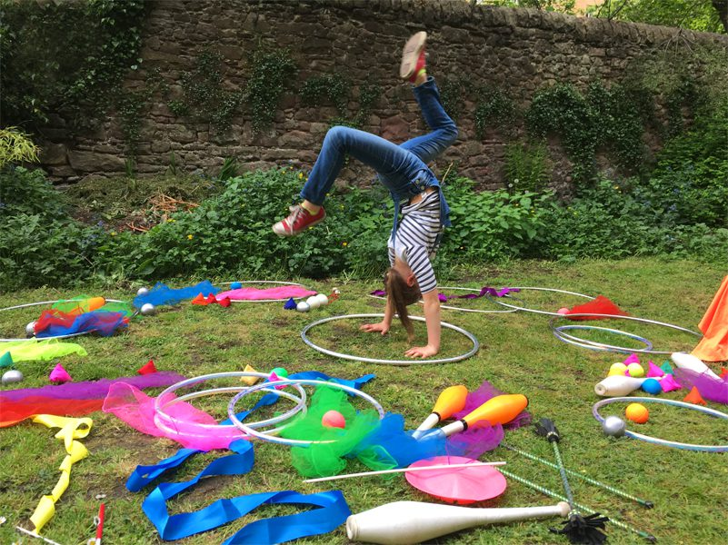 Festival of Fun 21: Delighters' Circus Workshops