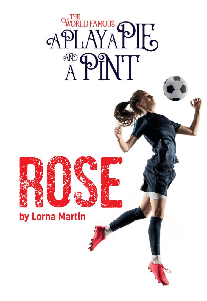 Rose by Lorna Martin