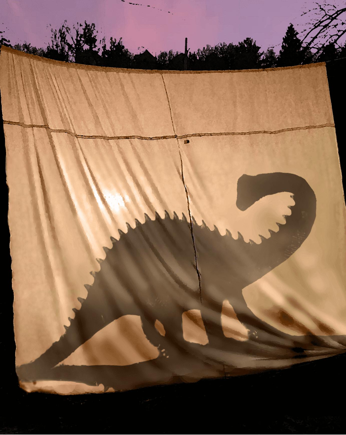 Spike! A Dinosaur Tale