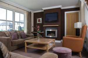 Crieff Hotel Perthshire lodge lounge