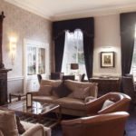 Royal Scots Club Edinburgh members lounge