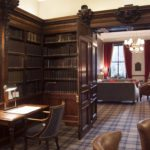 Royal Scots Club Edinburgh library