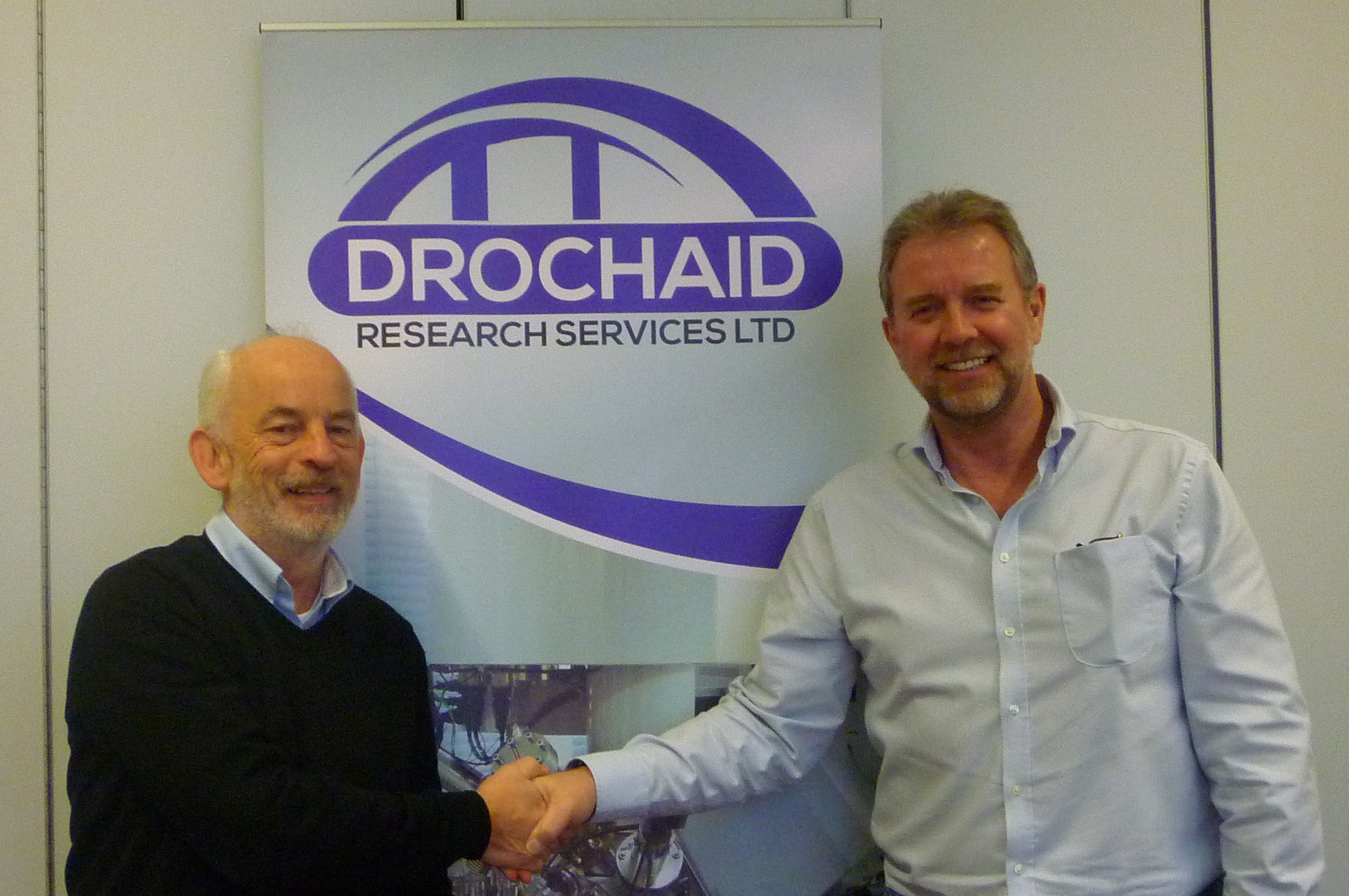 Dr Grant Dench Joins the Team