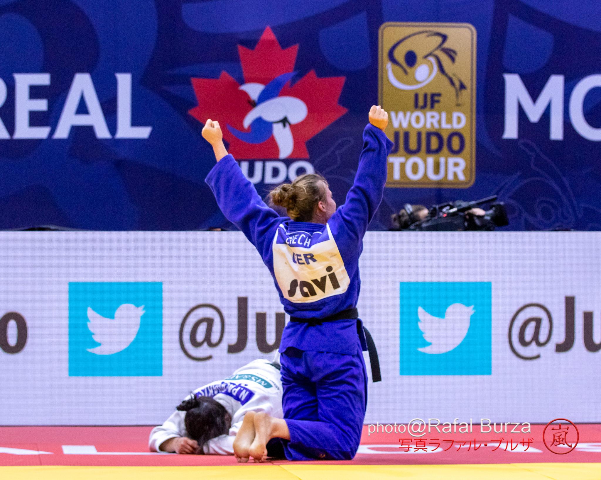 Judo World Tour in Canada