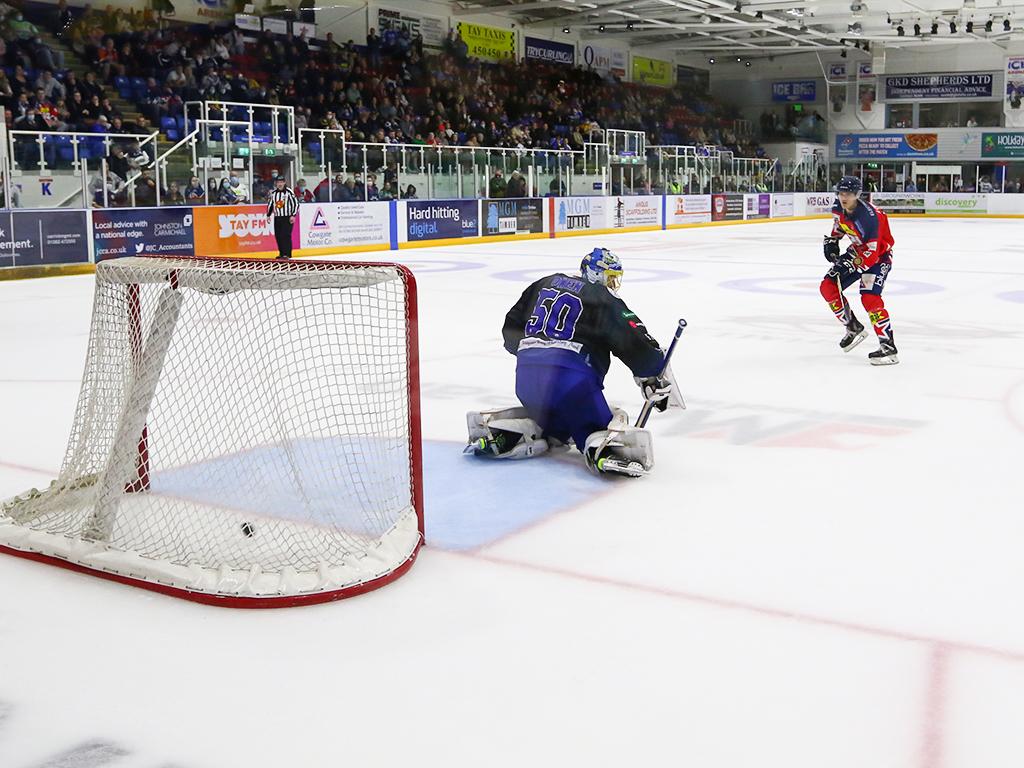 Match Report: Kitmart Dundee Stars 3 – 2 Fife Flyers (SO)