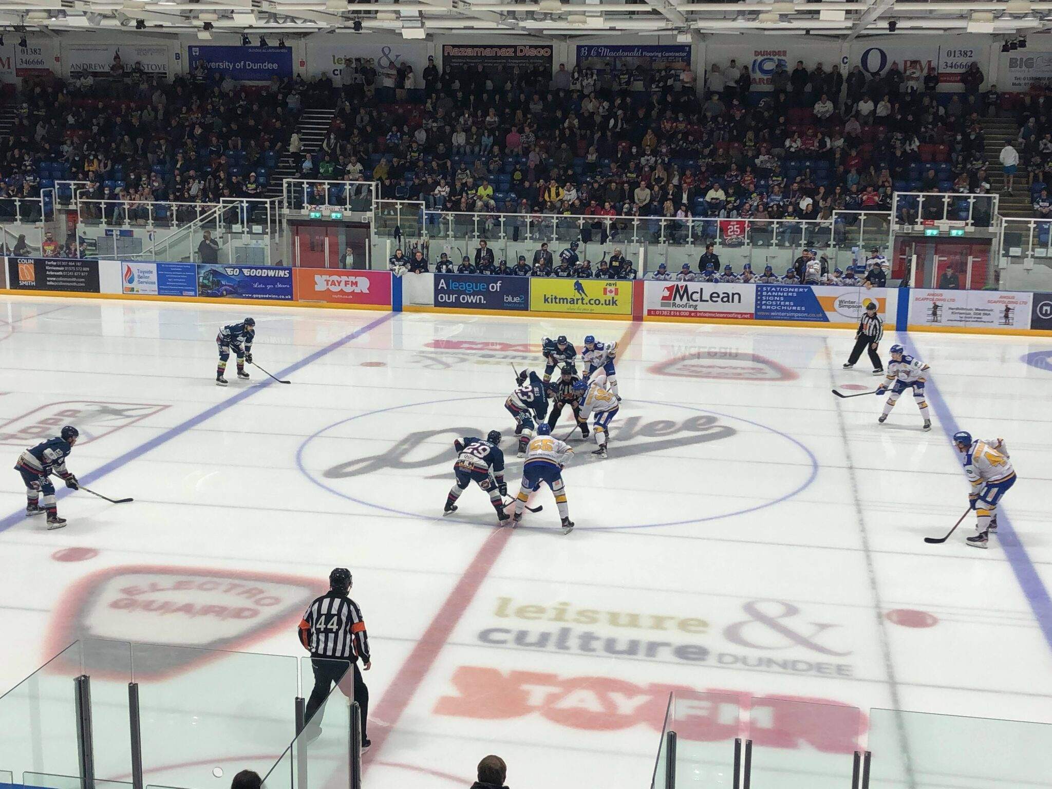 PREVIEW: DUNDEE STARS V FIFE FLYERS