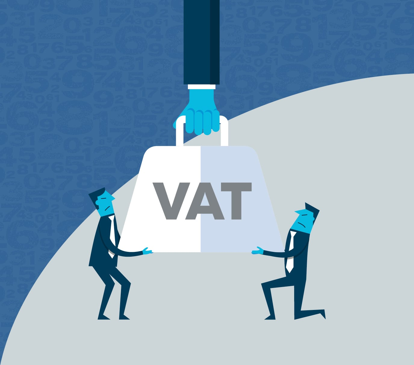Charging VAT on Sales Overseas