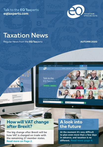 Taxation News - Autumn 2020