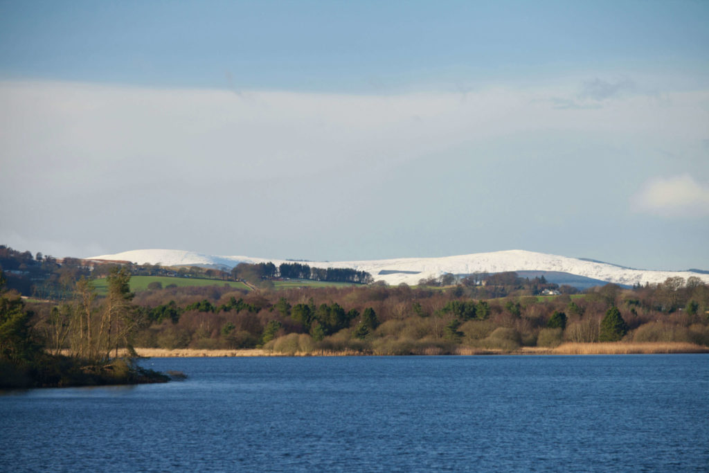 Lochore-Meadows snow Clune Craig Winter