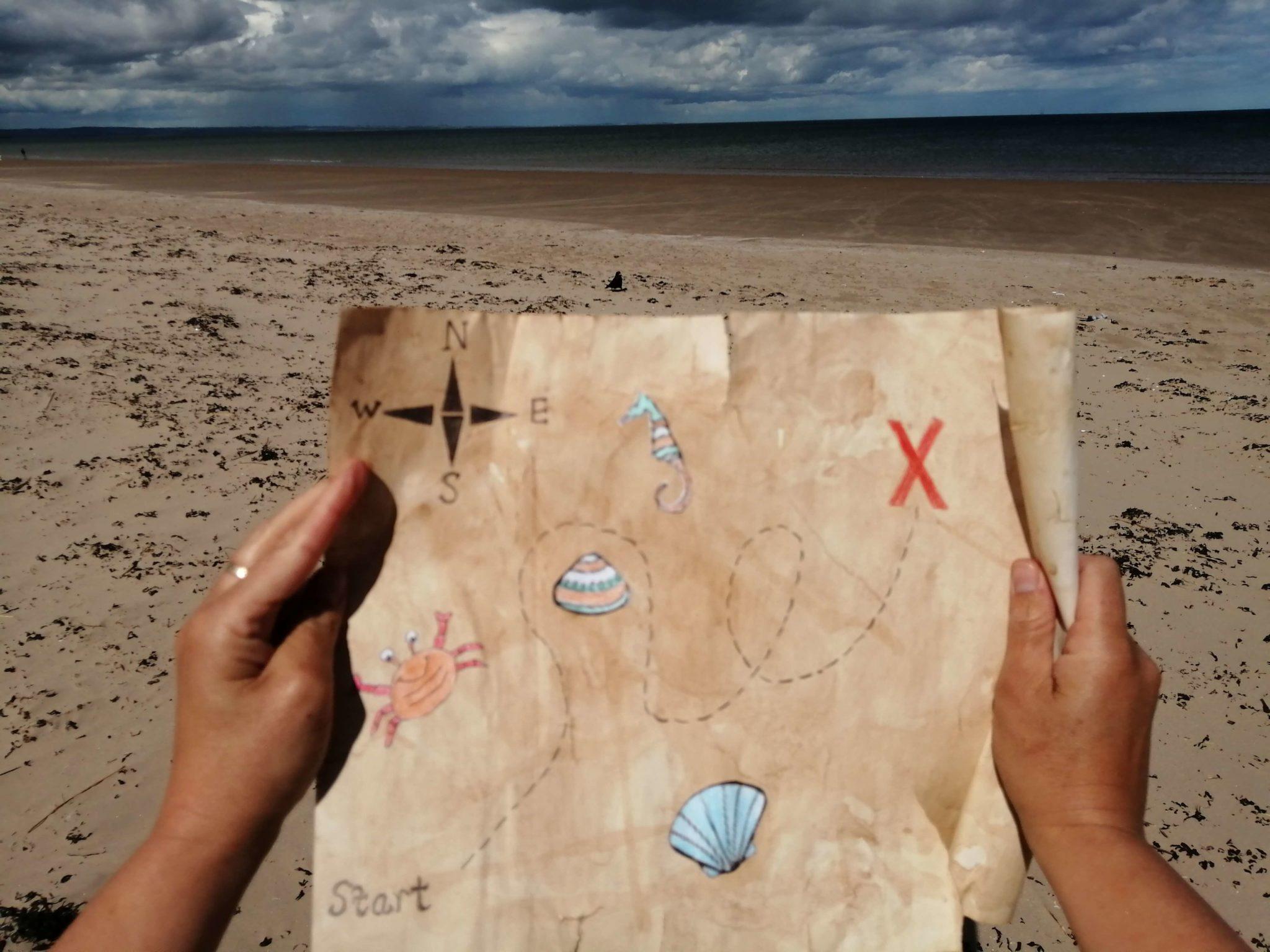 West Sands Treasure Hunt
