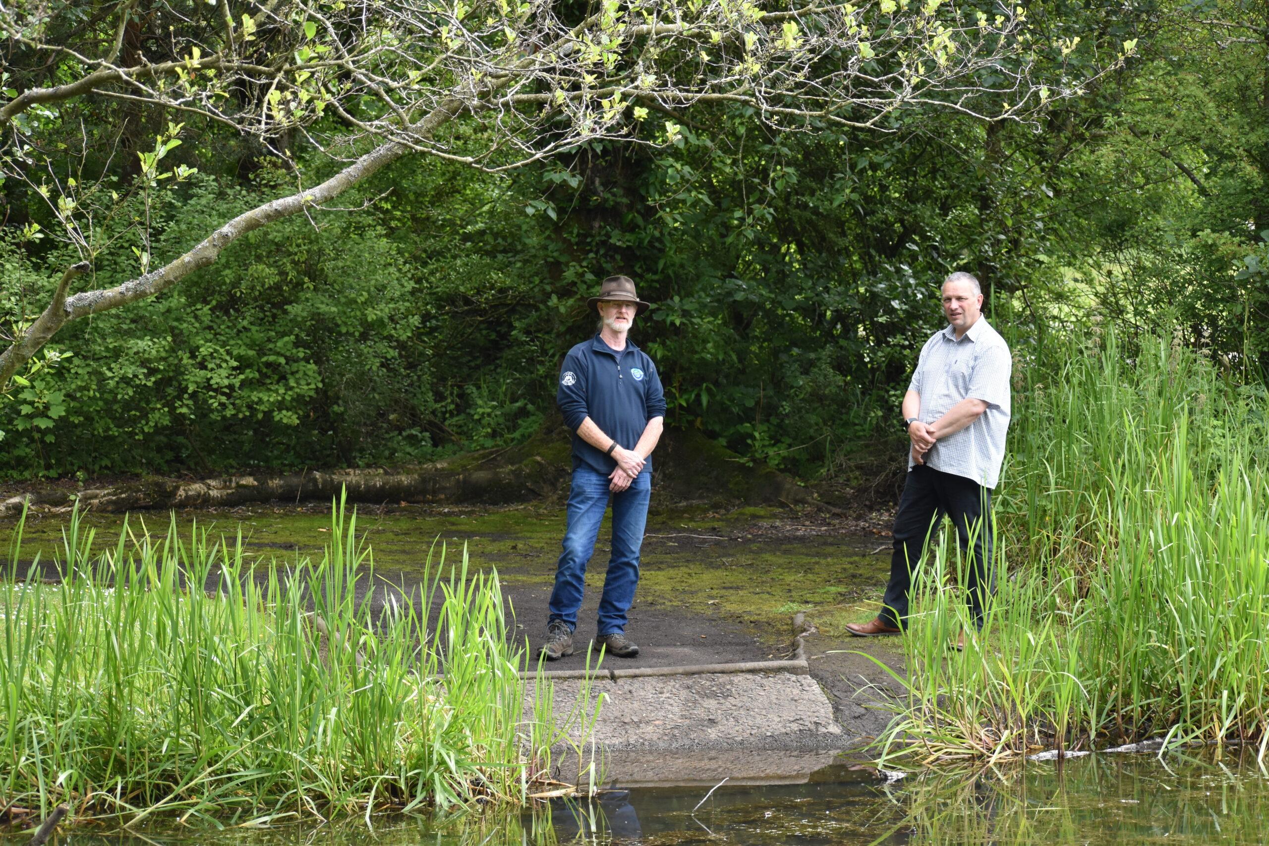 Lochore Meadows Volunteers