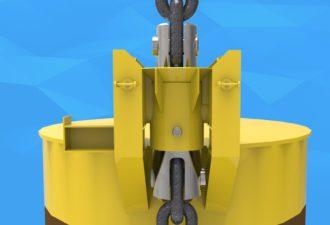 Subsea Mooring Connector