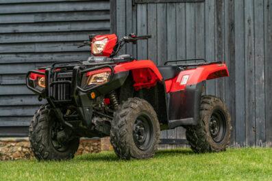 Honda TRX520FA6 Quad