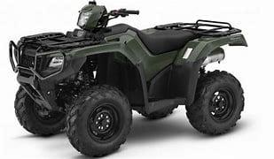 Honda TRX420FM2 Quad