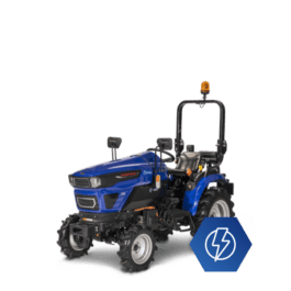 Farmtrac FT25G on turf or Ind tyres
