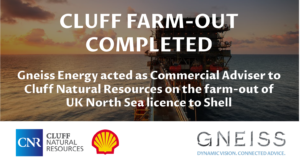 CNR completes farm out to Shell