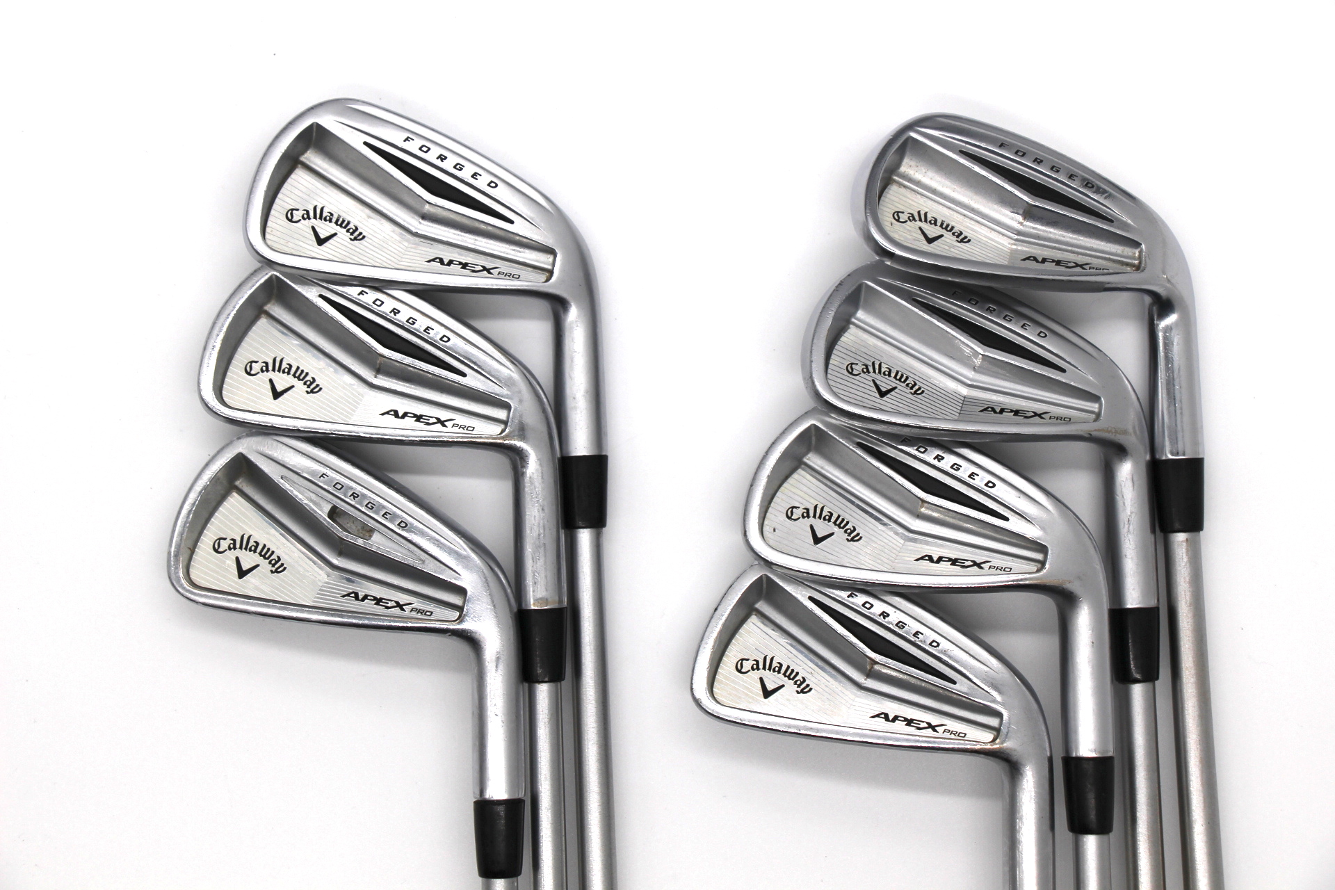 Callaway Apex Pro Forged Irons 4-PW