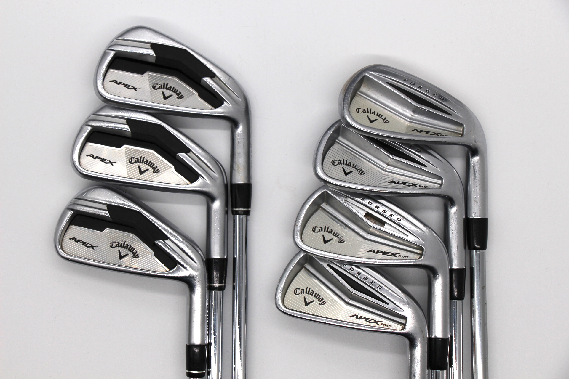 Callaway Apex Combo Iron Set 4-PW