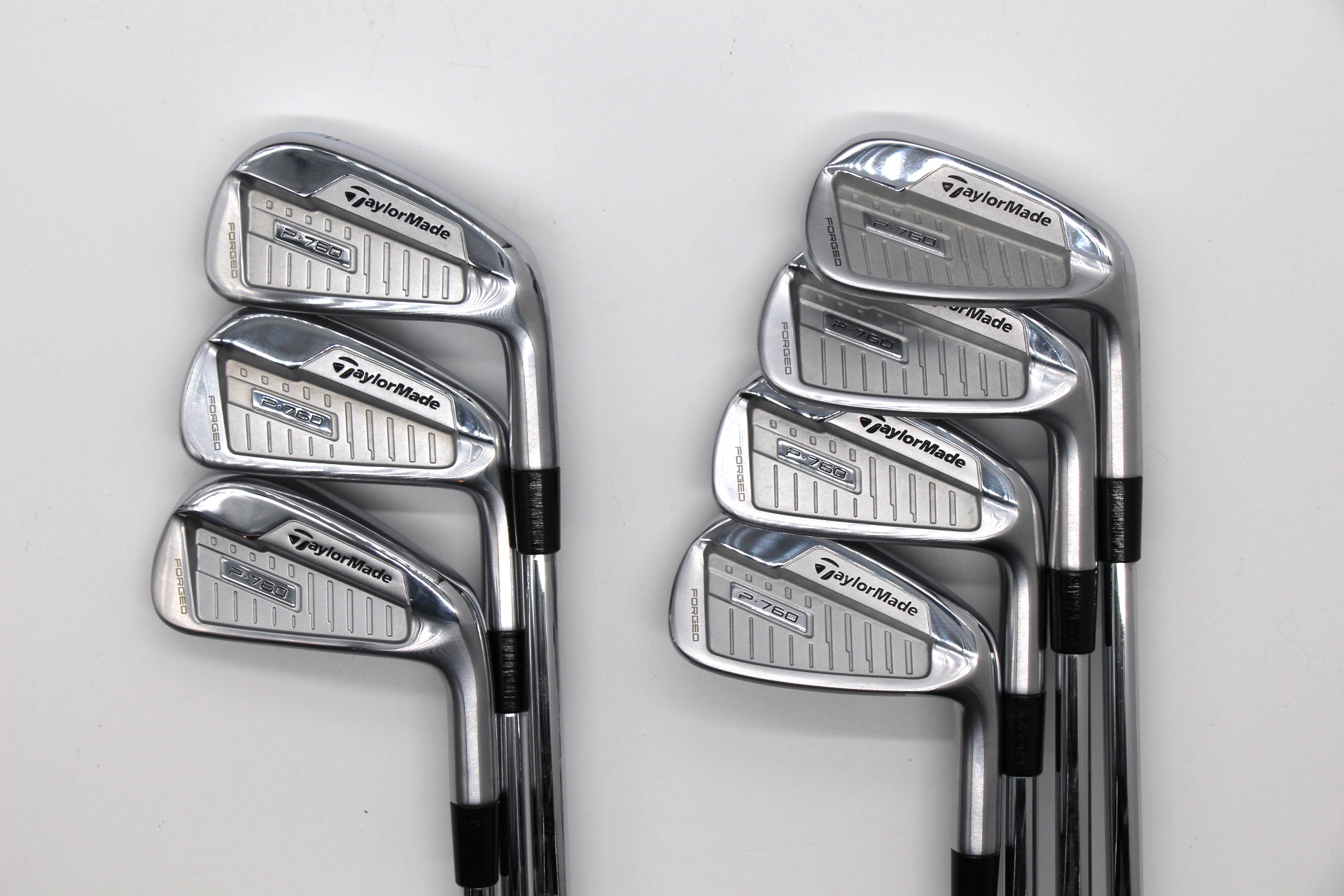 TaylorMade P760 Irons 4-PW