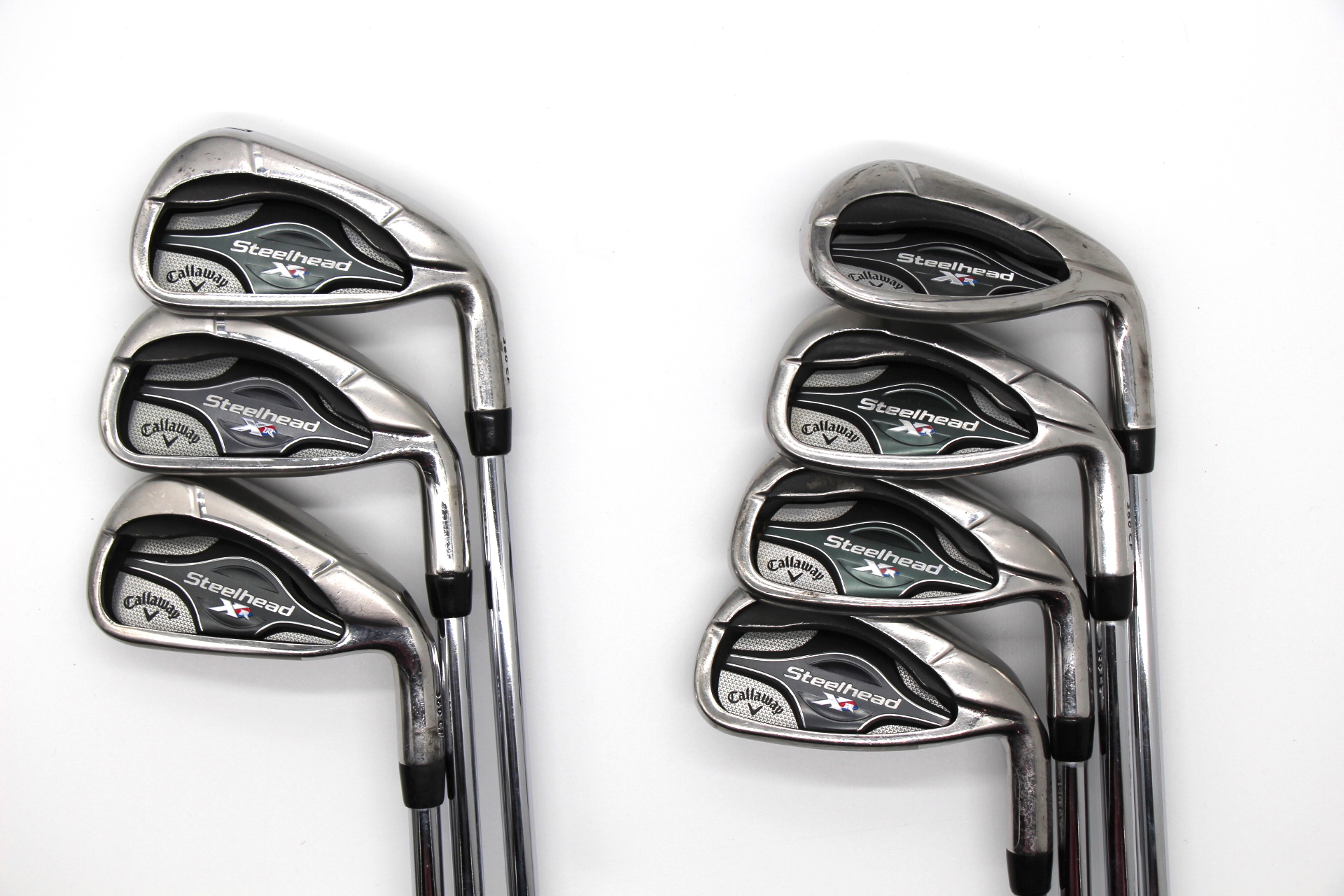 Callaway Steelhead XR Iron Set