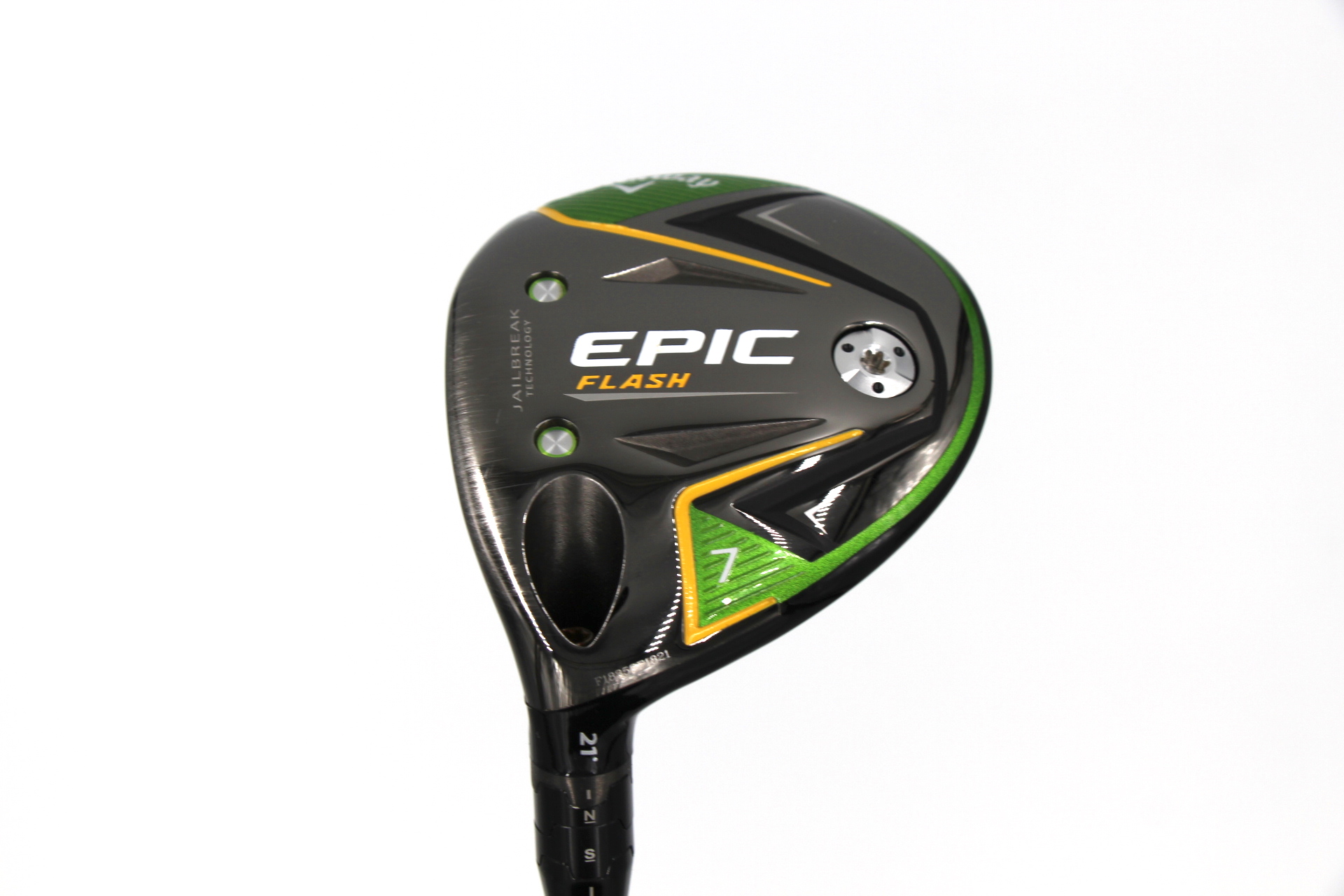 Callaway Epic Flash 7-Wood Left Handed