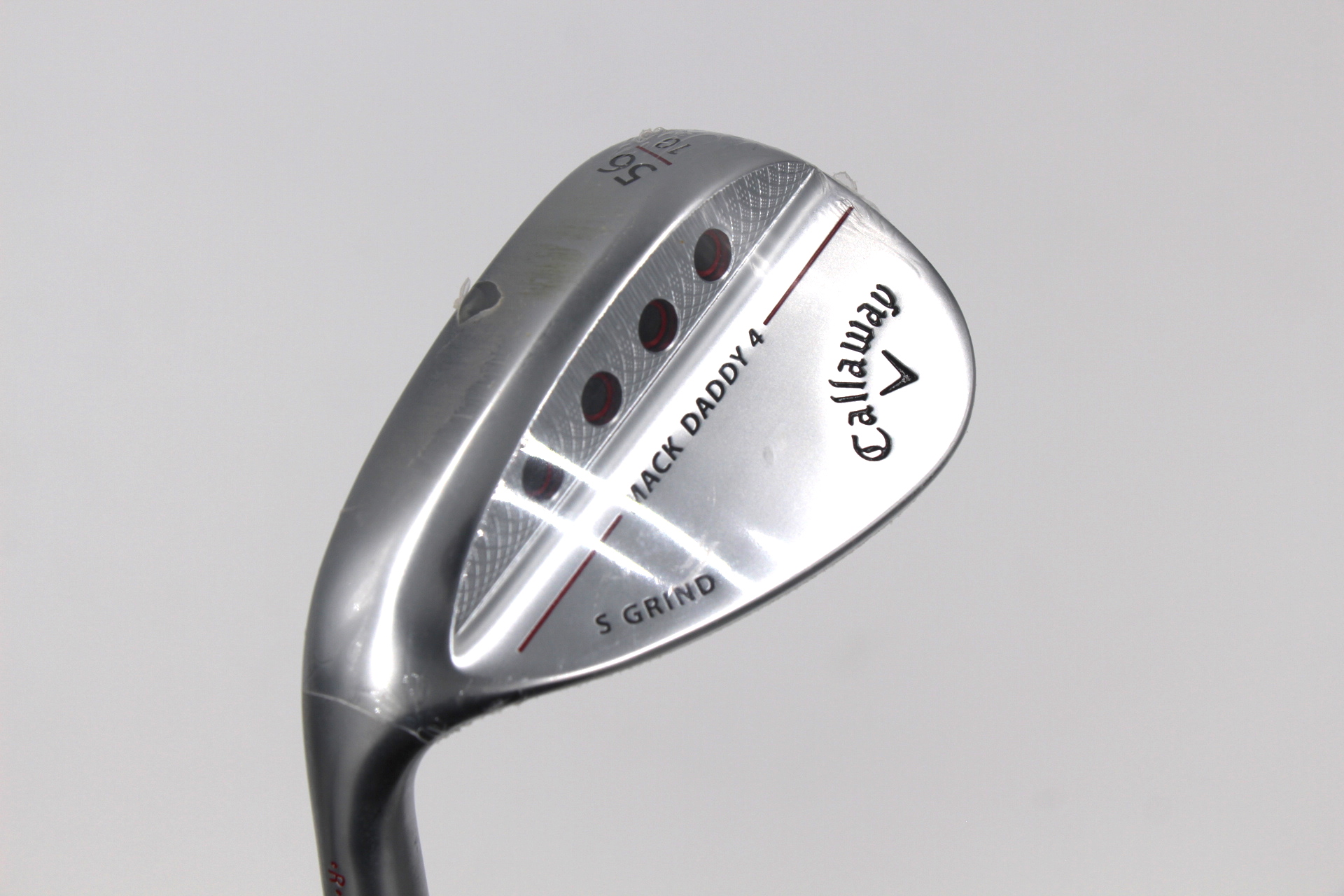 "Callaway Mack Daddy 4 56"" Chrome Wedge Left Handed"