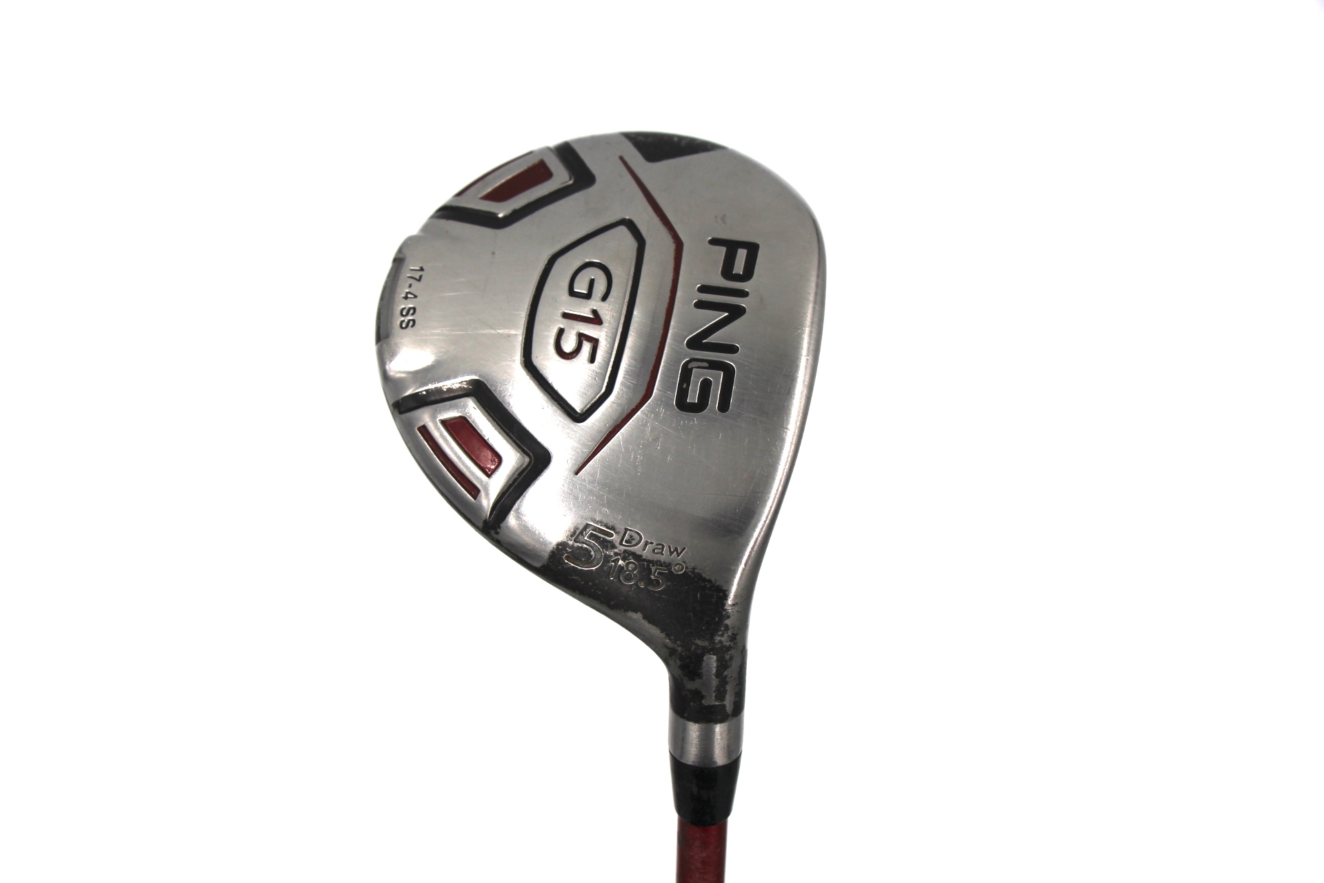 Ping G15 Draw 5-Wood Fairway