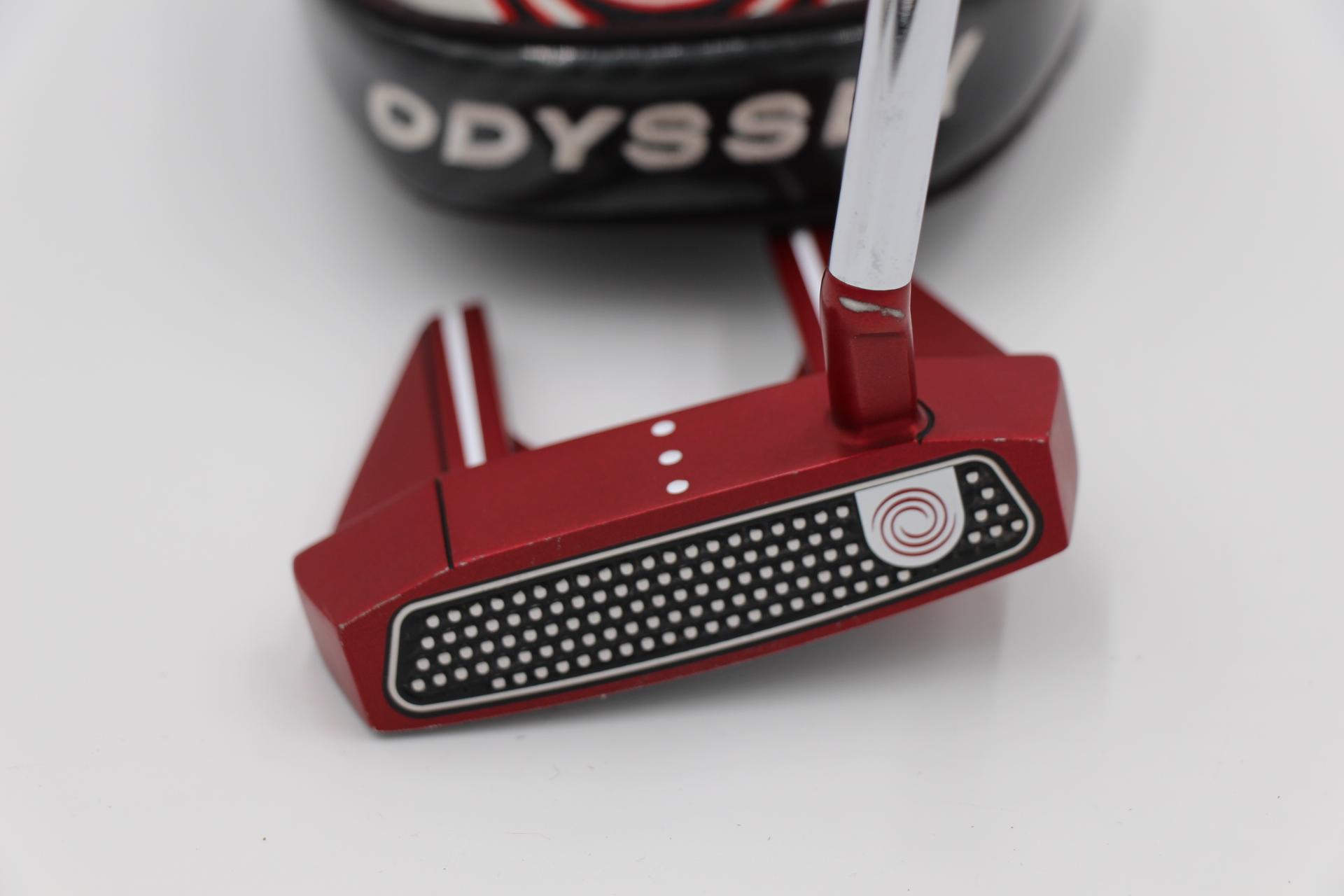 Odyssey O-Works Red 7S