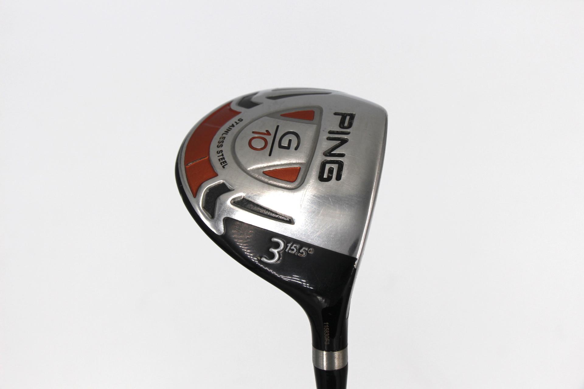 Ping G10 3-Wood