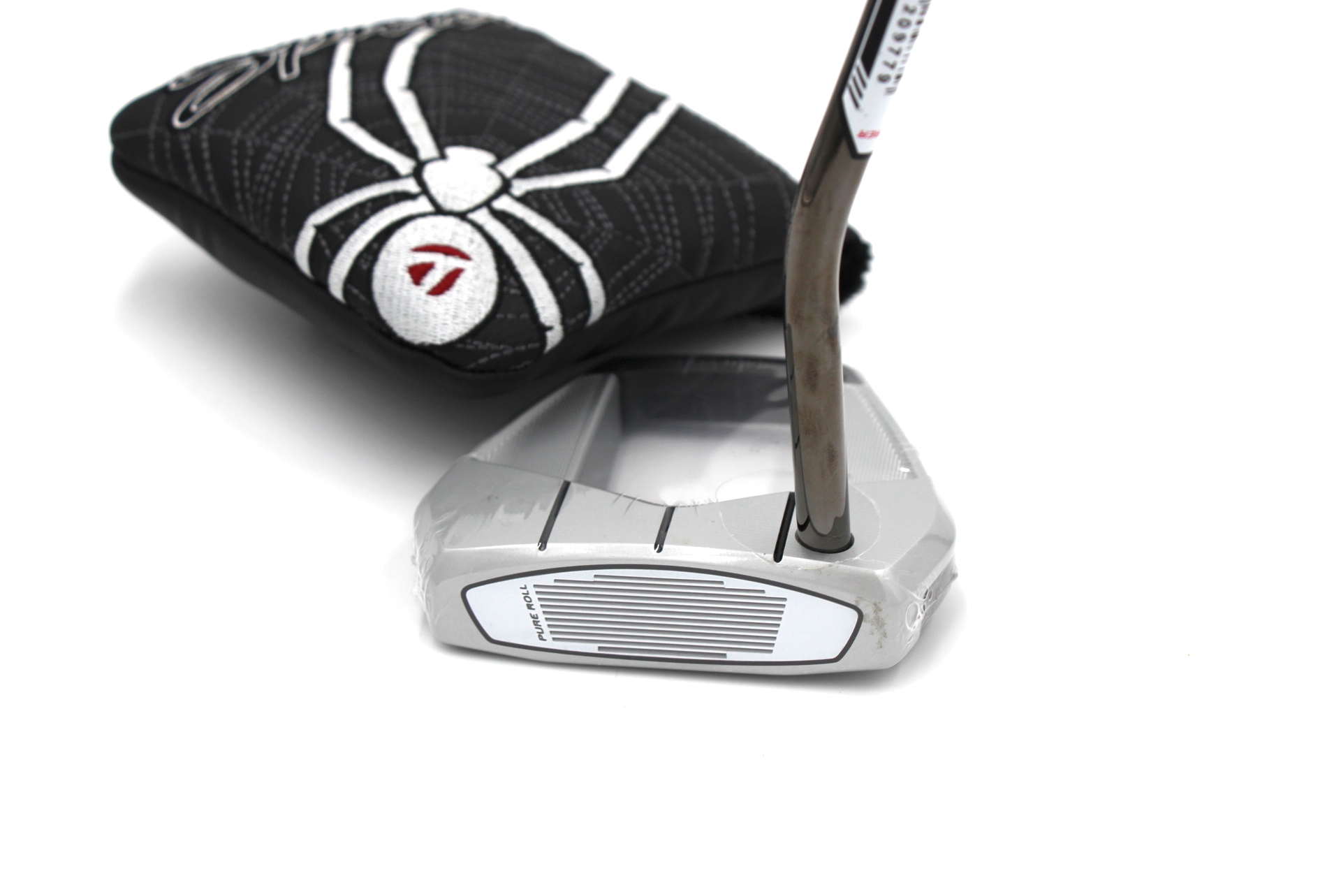 TaylorMade Spider S Black Putter