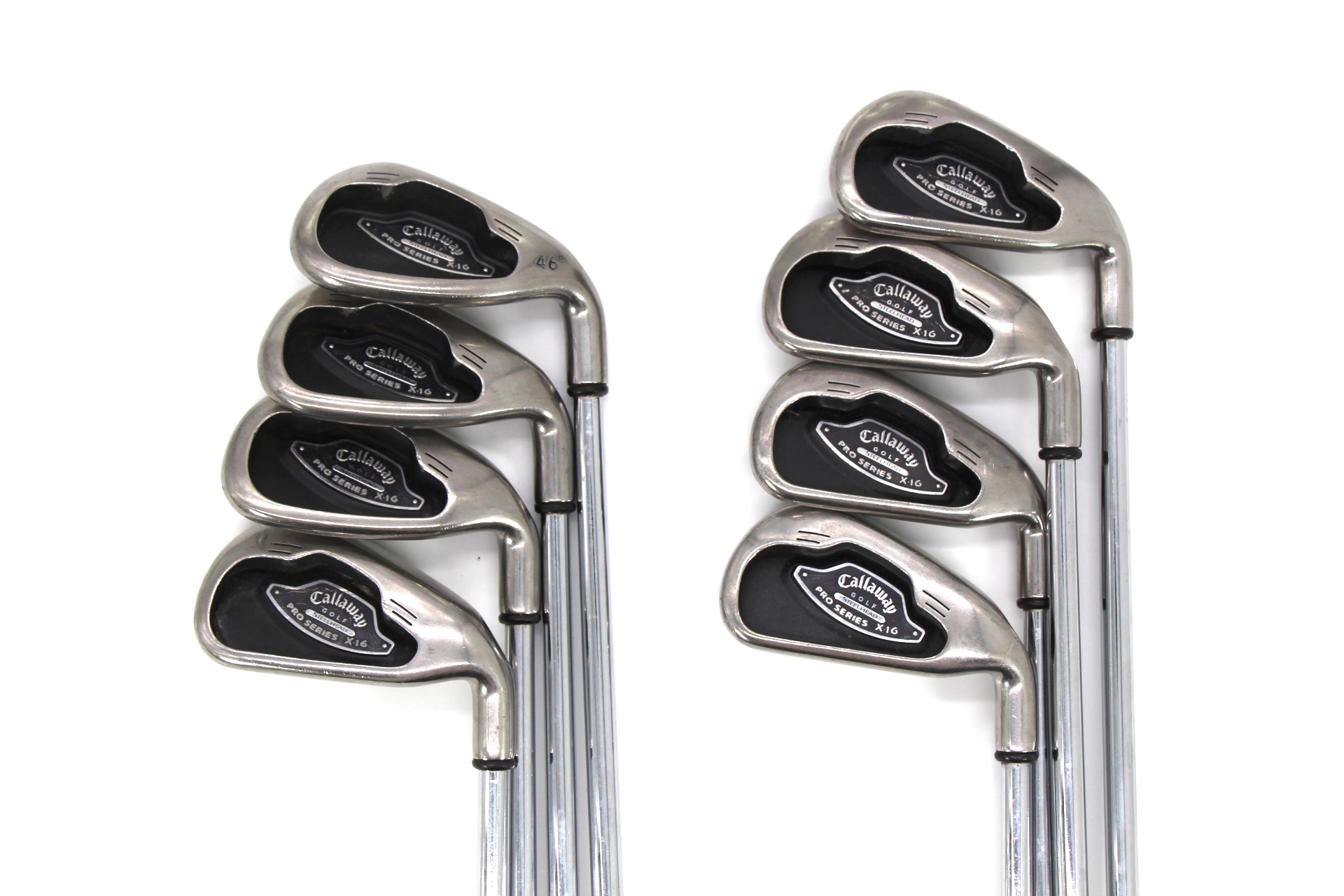 Callaway X-16 Pro Series Iron Set