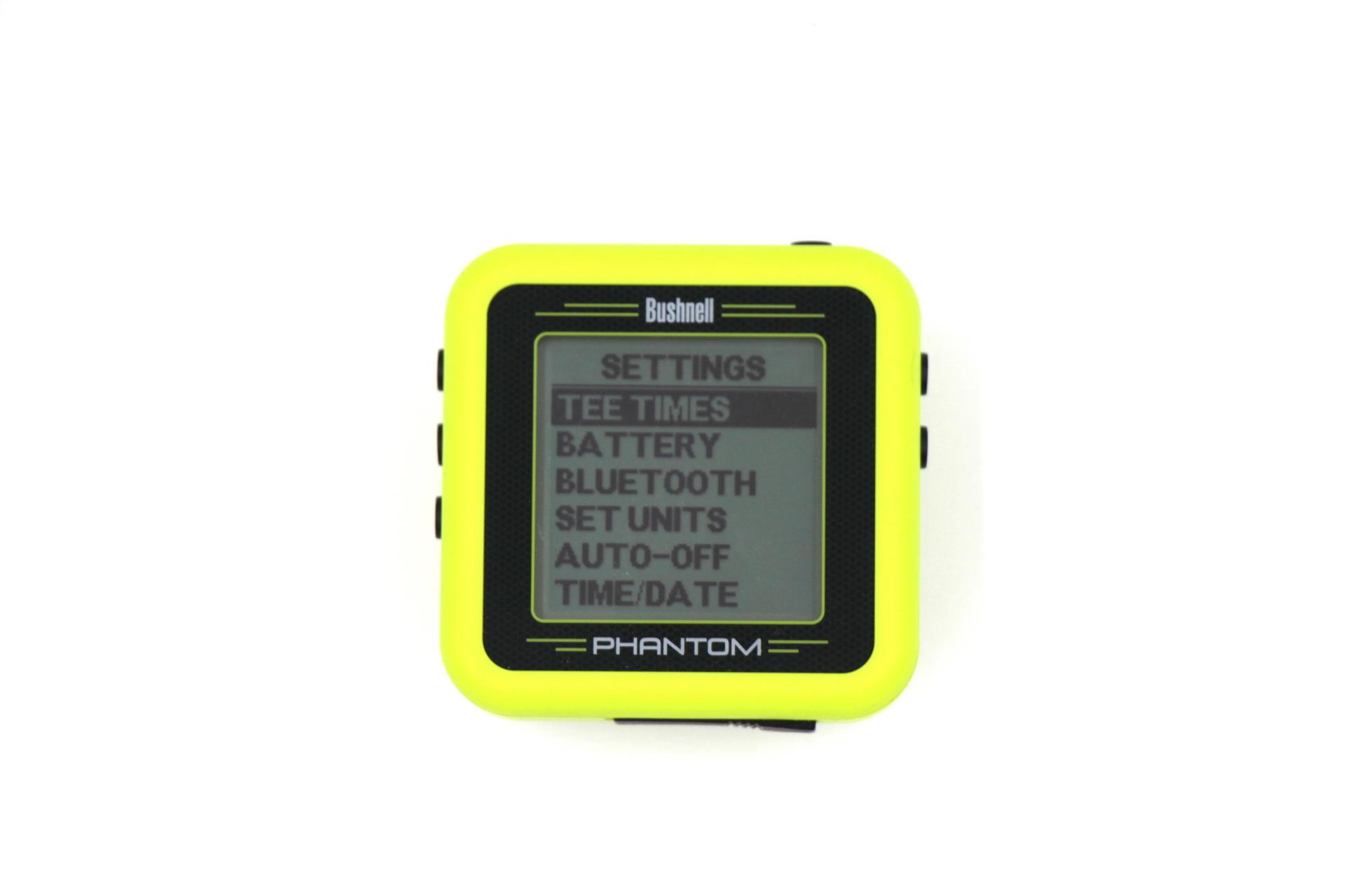 Bushnell Phantom GPS Device