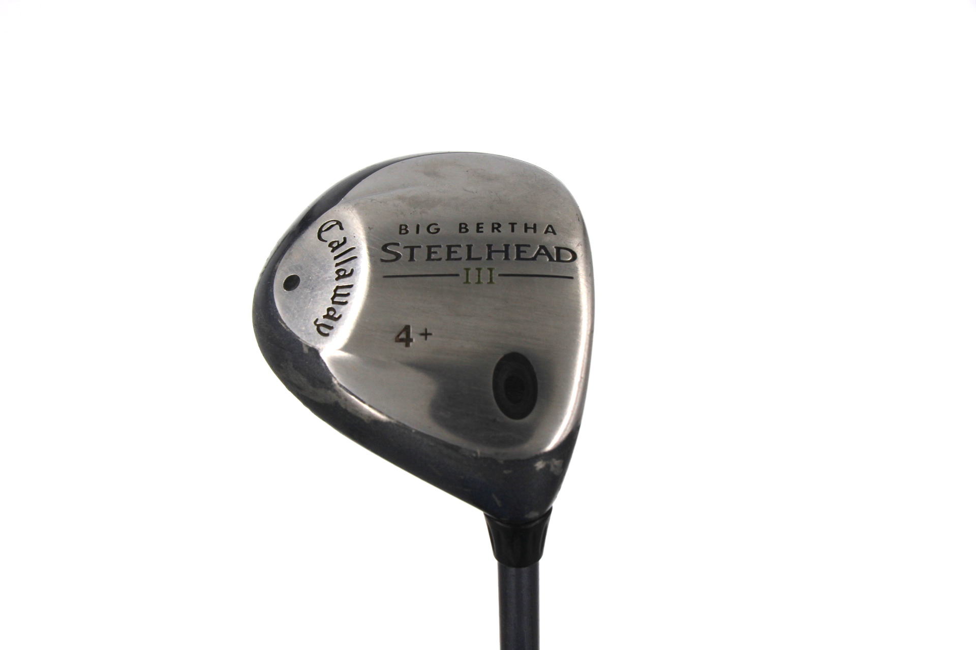 Callaway Big Bertha Steelhead III 4W