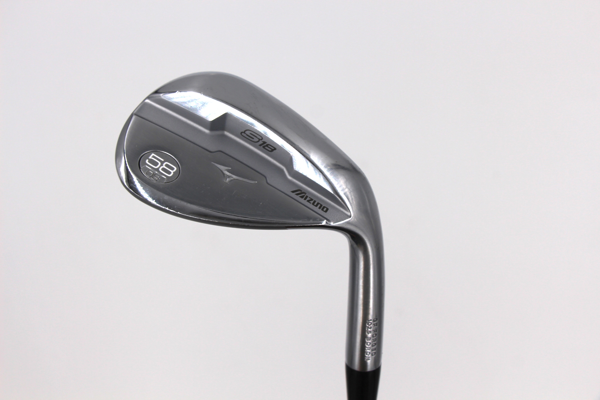 Mizuno S18 Satin 58″ Wedge