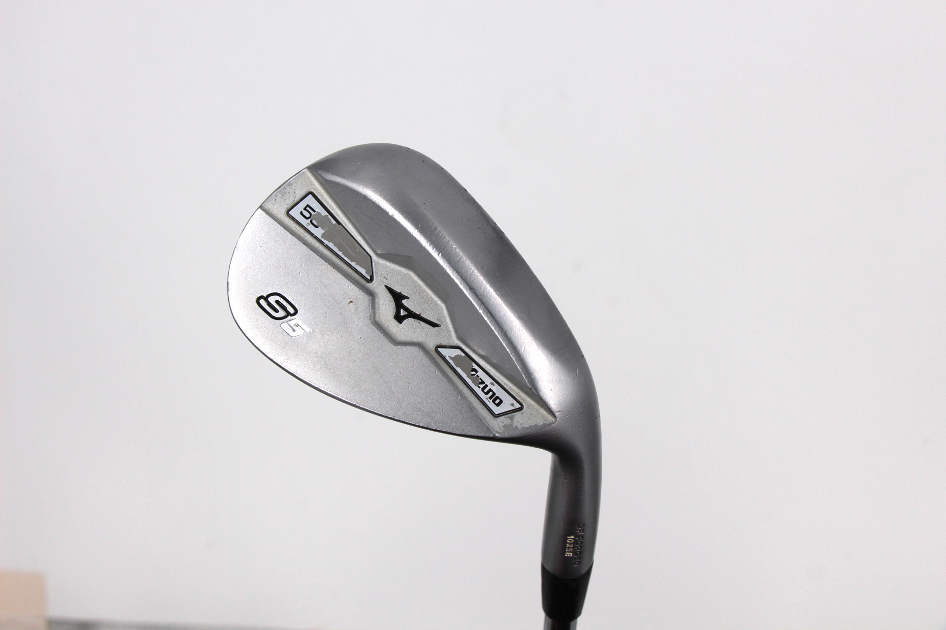 Mizuno S5 White Satin 56″ Wedge