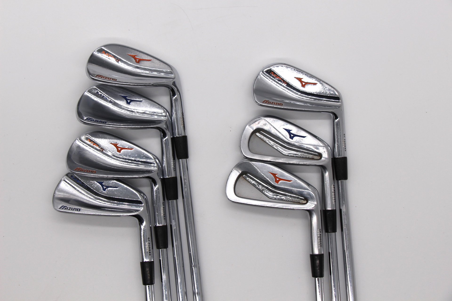 Mizuno MP-25 & MP-5 Combo Iron Set