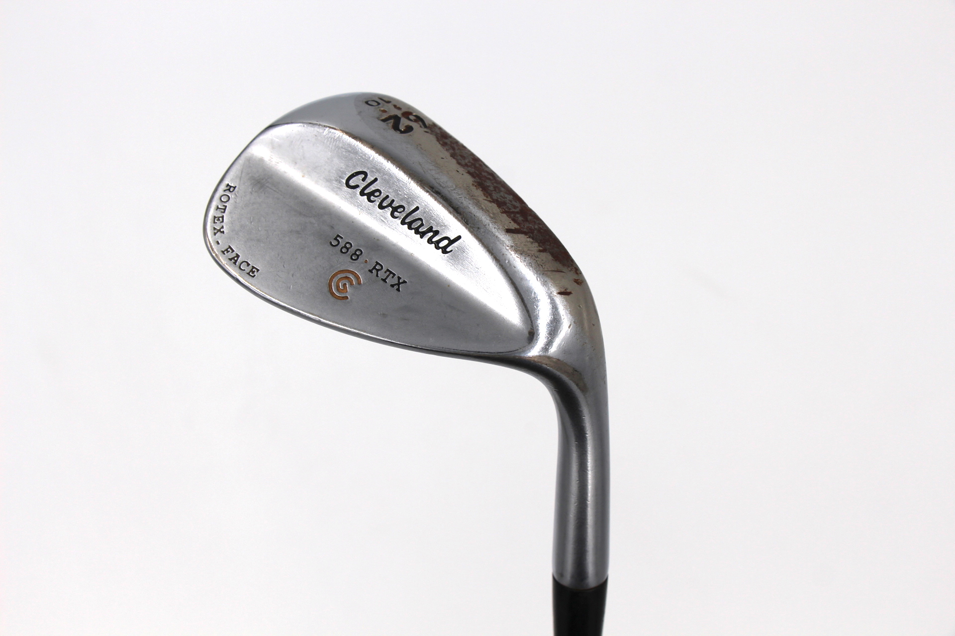 Cleveland 588 RTX Satin Chrome 62″ Wedge