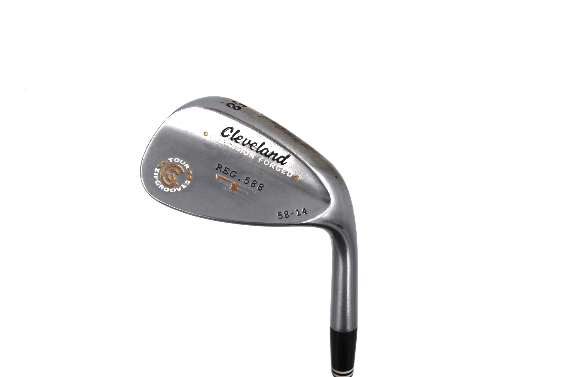 Cleveland 588 Tour Zip Grooves 58″ Wedge